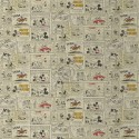 Papel Pintado Mickey Mouse Vintage DS342-07 24 horas